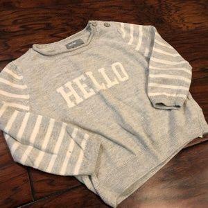 Gap -- Toddler Girls Sweater, sz 12-18m
